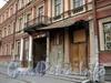 Можайская ул., д. 1 / Загородный пр., д. 58. Доходный дом Е. Соколова. Фрагмент фасада по Можайской улице. Фото август 2010 г.