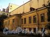 Можайская ул., д. 1 / Загородный пр., д. 58. Дворовый флигель. Фото август 2010 г.