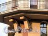 Можайская ул., д. 24-26. Кронштейны углового балкона. Фото август 2010 г.