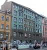Рузовская ул., д. 19. Доходный дом Б.И. Гиршовича. Общий вид. Фото август 2010 г.