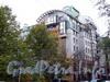 Мичуринская ул., д. 4. Элитный жилой комплекс «Дворянское гнездо» («Евросиб»). Общий вид. Фото октябрь 2010 г.