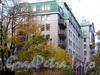 Мичуринская ул., д. 4. Элитный жилой комплекс «Дворянское гнездо» («Евросиб»). Вид со двора. Фото октябрь 2010 г.