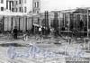 Пеньковая ул., д. 8. Строительство комплекса зданий Фильтроозонной станции. Фото 1910 г. (из архива ЦГАКФФД)