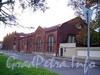 Пеньковая ул., д. 8. Комплекс построек Фильтроозонной станции. Фото сентябрь 2004 г.