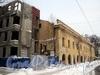 Тифлисская ул., д. 1. Старый Гостиный двор. Общий вид. Фото январь 2011 г.