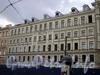 Ул. Восстания, д. 2. Фасад здания после перестройки. Фото сентябрь 2010 г.