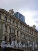 Ул. Восстания, д. 4. Стеклянный купол, появившийся после перестройки. Фото сентябрь 2010 г.