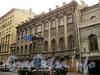 Гагаринская ул., д. 5. Фасад здания. Фото сентябрь 2010 г.
