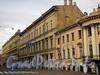 Гагаринская улица, дом 6а, литера А. Перспектива со стороны улицы Чайковского. Фото сентябрь 2010 г.