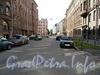Перспектива 10-й Советской улицы от дома 17 в сторону улицы Моисеенко. Фото 2010 г.