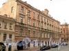 Гагаринская ул., д. 11 / ул. Оружейника Федорова, д. 17. Фасад по Гагаринской улице. Фото сентябрь 2010 г.