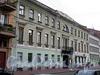 Гагаринская ул., д. 16. Фасад здания. Фото сентябрь 2010 г.