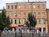 Гагаринская ул., д. 20. Фасад здания. Фото сентябрь 2010 г.