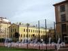Гагаринская ул., д. 21. Старый корпус 3-й гимназии (школы № 181 Центрального района). Вид из Соляного переулка. Фото сентябрь 2010 г.