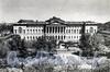Здание Русского музея. Фото 1953 г. Старая открытка.(ГосФотокомбинат «ЛенФотохудожник»)
