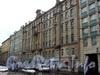 Дома 1, 3-5 и 7 по Смоленской улице. Фото июнь 2004 г.