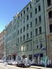 Смоленская ул., д. 3-5. Фасад здания. Фото июль 2010 г.