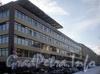 Перспектива нечетной стороны Смоленской улицы от дома № 9 в сторону Московского проспекта. Фото февраль 2010 г.