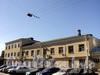 Смоленская ул., д. 18 А. Административные корпуса хлебозавода. Фото июль 2010 г.