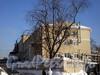 Смоленская ул., д. 18 А. Производственные корпуса хлебозавода. Вид с Заозерной улицы. Фото февраль 2010 г.