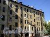 Смоленская ул., д. 23. Лицевой флигель. Вид со двора. Фото июль 2010 г.