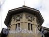Бывший особняк М. Ф. Кшесинской. Граненая башня с куполом. Вид с Кронверкского проспекта. Фото октябрь 2010 г.