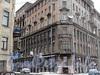 Большая Подьяческая ул., д. 36 / Наб. реки Фонтанки, д. 131. Общий вид здания. Фото февраль 2011 г.