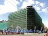 Гороховая ул., д. 15 / наб. реки Мойки, д. 73. Реконструкция. Фото июнь 2010 г.