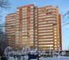 Ул. Ушинского, д. 33. Строительство нового жилого дома. Фото февраль 2011 г.