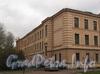 Лафонская улица, дом 1 (ул. Пролетарской Диктатуры, д. 1). Боковой фасад. Фото октябрь 2010 г.