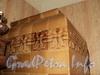 Шпалерная ул., д. 44, лит. Б. Сохранившийся камин в одной из квартир. Верхняя часть. Фото март 2011 г.