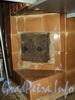 Шпалерная ул., д. 44, лит. Б. Сохранившийся камин в одной из квартир. Дверца топки. Фото март 2011 г.