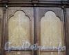 Очаковская ул. д. 9. Входная дверь. Фото апрель 2011 г.