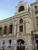 Очаковская ул. д. 9. Фрагмент фасада лицевого корпуса. Фото апрель 2011 г.
