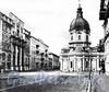 Ул. Пестеля, д. 2 А. Пантелеймоновская церковь. Фото 1990-х годов. (из книги «Улица Пестеля (Пантелеймоновская)»)