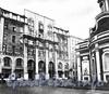 Ул. Пестеля, д. 7. Фасад здания. Фото 1990-х годов. (из книги «Улица Пестеля (Пантелеймоновская)»)