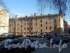 Ул. Декабристов, д. 43-45. Вид с улицы Писарева. Фото апрель 2011 г.