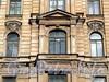 Ул. Писарева, д. 18. Фрагмент фасада. Фото апрель 2011 г.