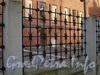 Ул. Писарева, д. 20 / ул. Декабристов, д. 37. Концертный зал Мариинского театра. Фрагмент ограды. Вид с улицы Писарева. Фото ноябрь 2009 г.