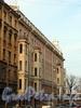 Ул. Блохина, д. 1 / Кронверкский пр., д. 75. Фасад по улице Блохина. Фото апрель 2011 г.