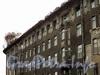 Ул. Блохина, д. 2 / Кронверкский пр., д. 77. Реконструкция мансарды и угловой башни. Вид с улицы Блохина. Фото июнь 2010 г.