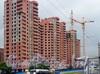 Ул. Димитрова, д. 3, корп. 1. Строительство жилого дома «Кассиопия». Фото июль 2011 г.