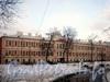 Ул. Блохина, д. 31. Фасад здания. Фото март 2010 г.