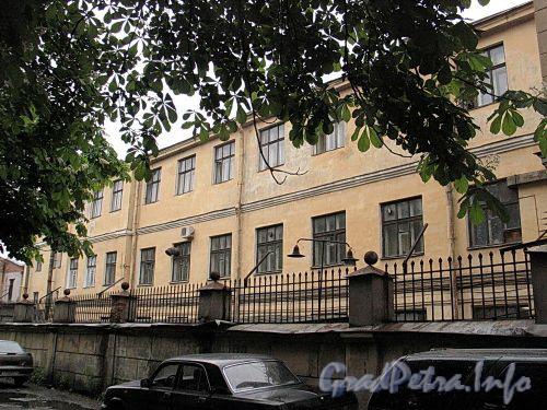 Бобруйская ул., д. 7. Левый производственный корпус. Фото май 2010 г.