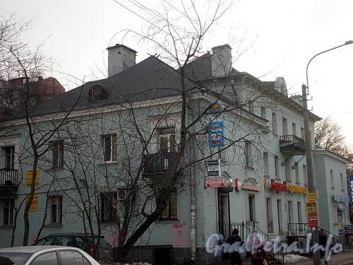 Енотаевская ул., д. 4. Общий вид. Фото апрель 2010 г.