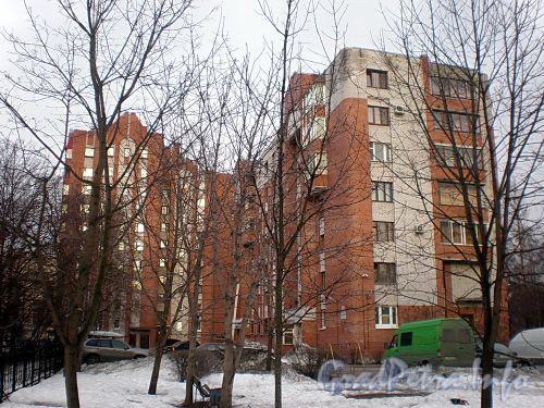 Енотаевская ул., д. 4, корп. 2 и 3. Общий вид жилых домов от Ярославского проспекта. Фото апрель 2010 г.