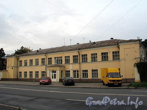Кирочная ул., д. 62. Общий вид. Фото сентябрь 2010 г.