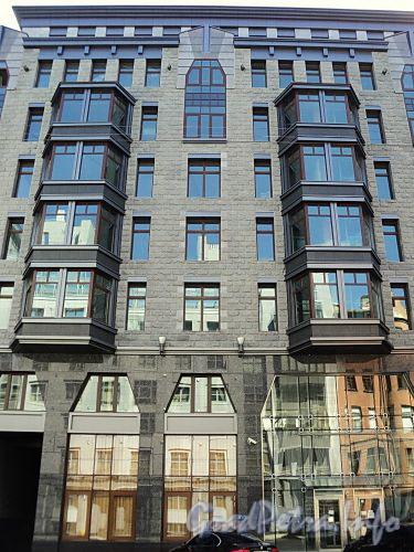 Тверская ул., д. 1, лит. А. Эркеры. Фото август 2010 г.