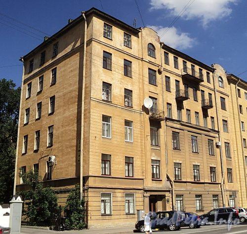 Тверская ул., д. 10. Общий вид. Фото август 2010 г.