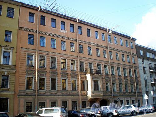 Тверская ул., д. 14. Фасад здания. Фото апрель 2009 г.